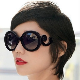 European Celebrities Stylist Unique Sunglasses