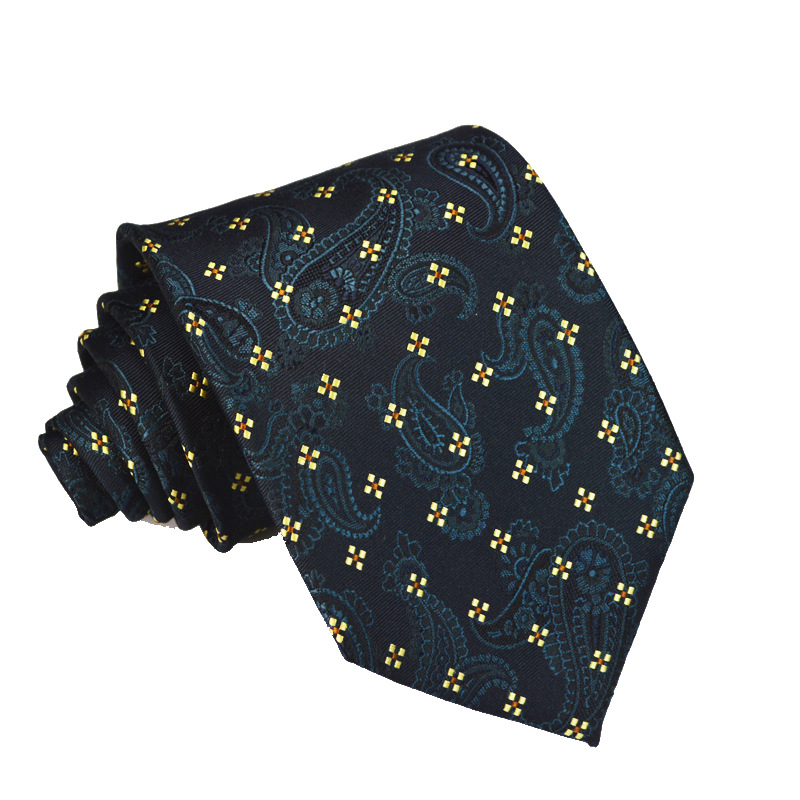 Classic Boutique Hand Made Silk Necktie Men Tie 5