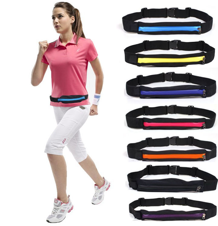 Waterproof Exercise Security Phone Pouch Belt Pocket MID