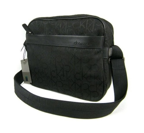 Calvin Klein CK Man Messenger Bag BLACK