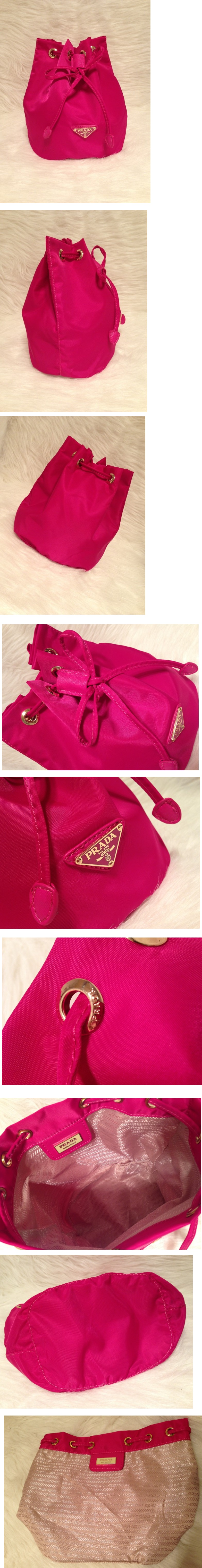 LIMITED EDITION PRADA LADY MINI COSMETIC BAG