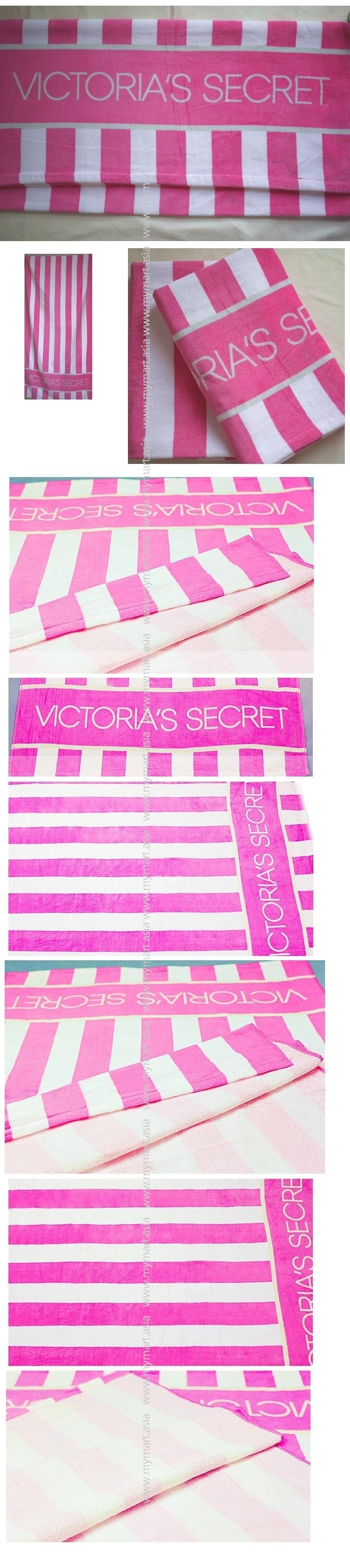 Limited Edition Victoria's Secret Pink Towel