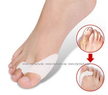 Silicone Toe Protector Relieve Pain G3 Set