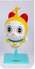 Shell Doraemon & Friends 3D Puzzles - Dorami Figurine