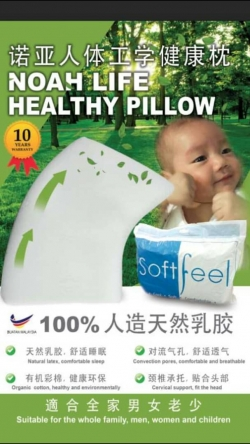 Noah Life Healthy Pillow