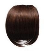Korea Cute Cawaii Lady Bangs Wig LIGHTBROWN