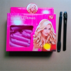 Super Magic Hair Curler Curling Snail Big Curl Length 30cm