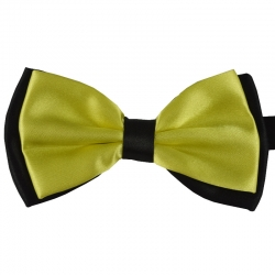 Gentlemen Polyester Yarn Bow Tie 22