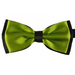 Gentlemen Polyester Yarn Bow Tie 23