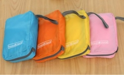 Korean Travel Check Essential Travel Toiletry Kits Waterproof
