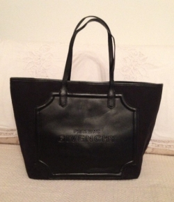 Parfum Givenchy Casual Tote Bag BLACK