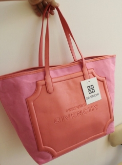 Parfum Givenchy Casual Tote Bag PINK