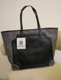 Parfum Givenchy Casual Tote Bag GREY