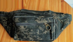 Korea Fashion Camouflage Men Bag