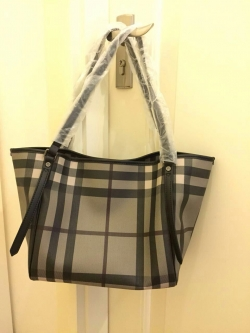 British fashion handbags B classic limited edition grey