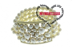 Classic High Grade Pearl Ladies Bracelet