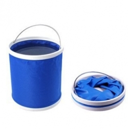 Car Fold Able Water Bucket 11L