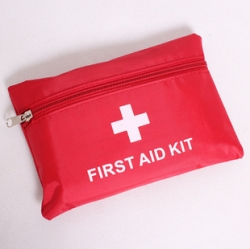 Car Essential Emergency Medical First Aid Kit