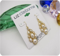 Liz Claiborne Gorgeous Earrings