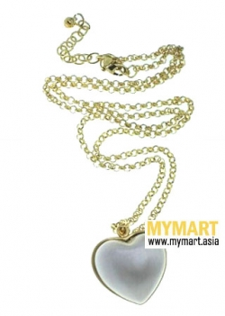 Limited Edition Gold-Plated Ladies Necklace