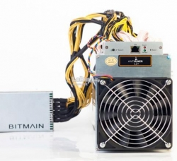 Antminer L3+ Direct from Bitmain w/o PSU ASIC Litecoin Miner Mining