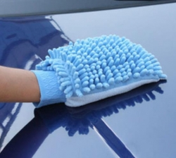 CAR WASHING GLOVES GLOVES TOWEL